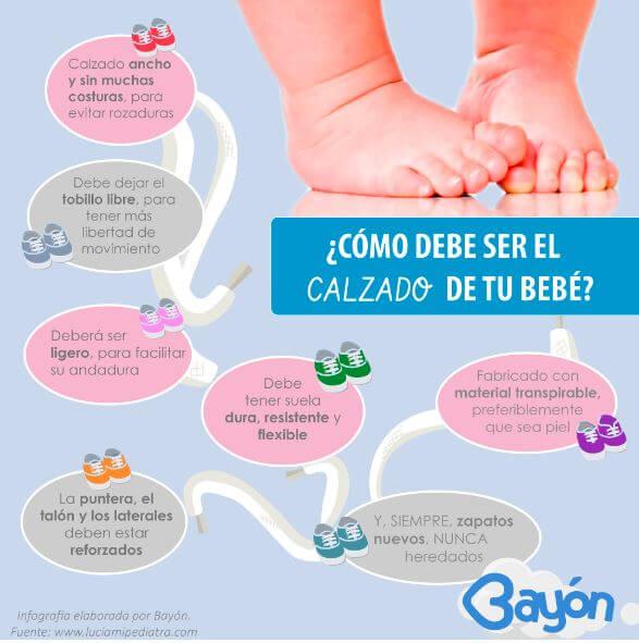 ropa y calzado de bebé